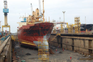 Drydockings, Conversions and Repairs