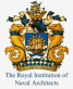 The Royal Institute of Naval architects logo - oneplusdesign